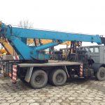 Dźwig 18 ton Famaba na sprzedaż - okazja