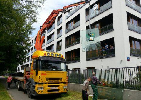 HDS Palfinger 7 ton